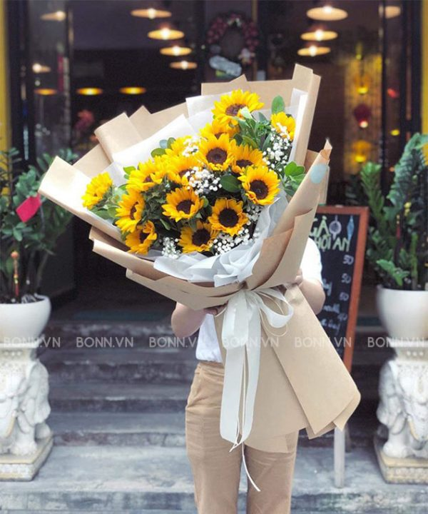bo hoa huong duong