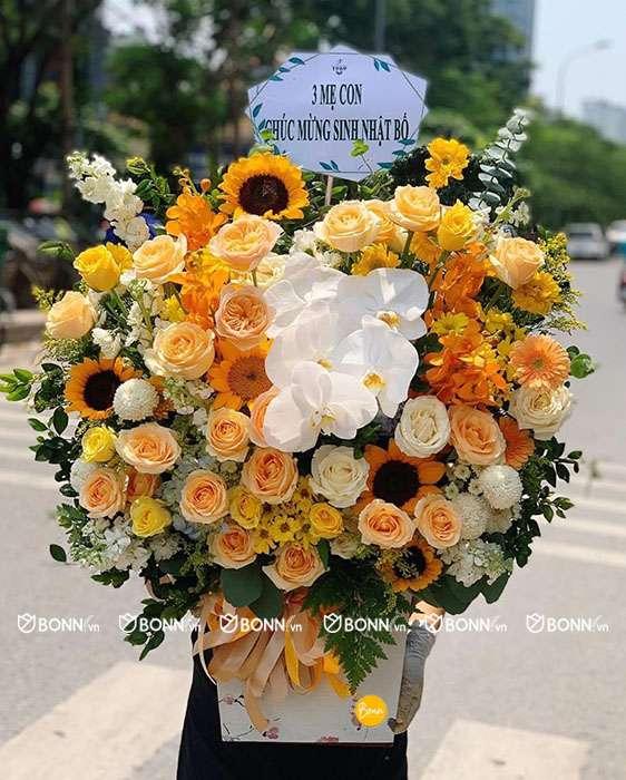 lang hoa dep lux A30