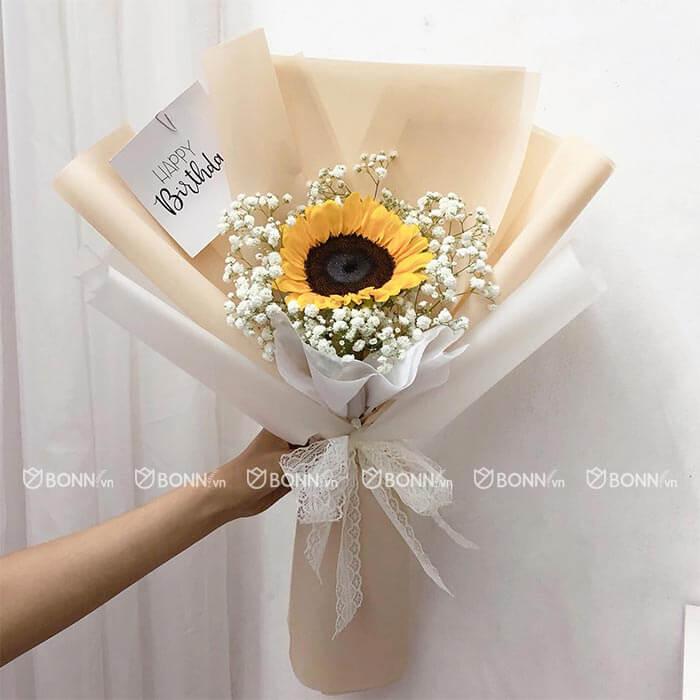 bo hoa huong duong 1