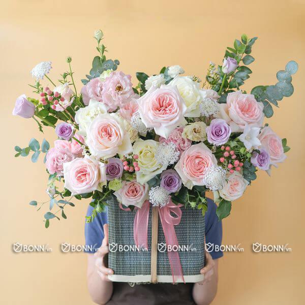 lang hoa dep hong ohara