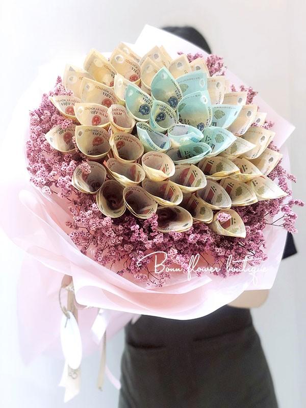 bo hoa tien dep